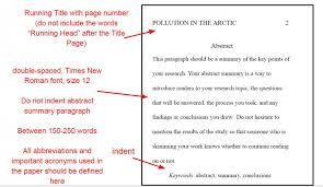 008 Research Paper Apaabstractyo Apa Format Museumlegs