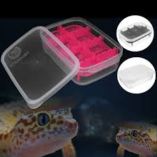 14 grid reptile eggs incubator tray lizard gecko snake bird hatcher