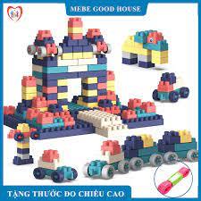 Đồ chơi xếp hình Lego có tốt không? Mua hàng chính hãng ở đâu?