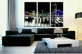 piece wall decor living room black and white city art artwork greece multi panel cityscape canvas on extra large multi panel wall art with displaying gallery of extra large canvas abstract wall art view