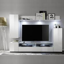High Gloss White Living Room Furniture