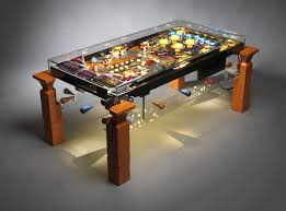 table recycled materials. Original Design Coffee Table / Wooden Glass Made From Recycled Materials - THE DRUID I