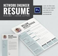 Network Technician Resume Samples Delectable Network Engineer Resume Template 44 Free Word Excel PDF PSD