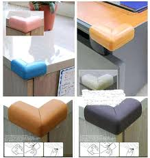 table edge guard baby table edges cushions protector of 4 table edge guard