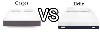 helix mattress logo. casper vs helix mattress logo