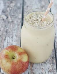 best protein shake recipes oatmeal apple protein shake protein 21 48 g