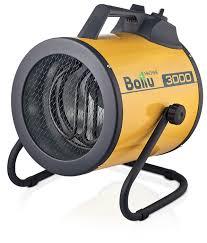 Электрическая <b>тепловая пушка Ballu BHP-P2-3</b> (3 кВт) — купить ...