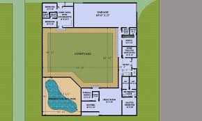 adobe house plans with center courtyard luxury small adobe house plans gebrichmond of adobe house plans