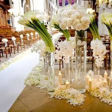 wedding flowers floral arrangements wedding ceremony wedding Wedding Floral Arrangements the ceremony typically includes less floral arrangements than the bridal party requires consider the following places areas where you may want to include wedding floral arrangements centerpieces