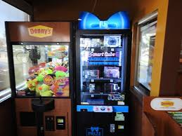 Vending Machines For Kids Stunning Kids And Adults Gaming Machines At Entrance Of Restaurant Picture