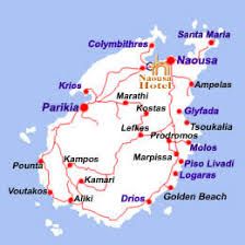 location of naoussa hotel in paros island, naoussa Naoussa Greece Map google map paros map naoussa greece map