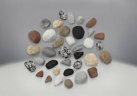 mineral rock kit comes with rocks in a variety of shapes sizes and colors 2 suggested
