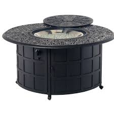 tuscany 48 round enclosed fire pit