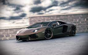 Lamborghini Aventador Backgrounds on ...