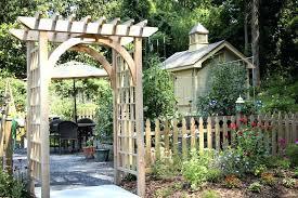 exotic garden arbor ideas garden free diy garden arbor plans
