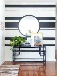 Gray And White Striped Accent Wall Best Striped Walls Ideas On Striped  Walls Bedroom Striped Wall . Gray And White Striped Accent Wall ...