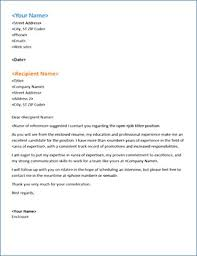 Generic Cover Letter For Resume Kantosanpo Com