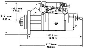 delco remy starter wiring diagram beautiful medium & heavy duty Chevy Alternator Wiring Diagram delco remy starter wiring diagram beautiful medium & heavy duty starters