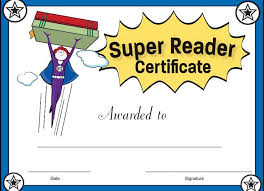 best slp certificate bies images english  super reader certificate for girls reward your students reading achievement these awesome reading
