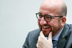 Belgian PM Charles Michel in Moscow to meet Putin