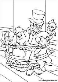 Small Picture Peter pan coloring sheets for kids Coloring pages for kids on