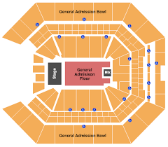 Golden One Center Interactive Seating Chart Illenium Tickets Thu Dec 12 2019 8 00 Pm At Golden 1