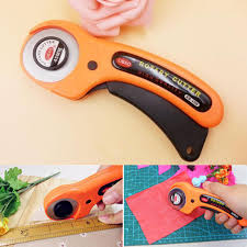 2016 Hot Stylish High Quality 45mm Rotary Cutter Premium Quilters ... & 2016 Hot Stylish High Quality 45mm Rotary Cutter Premium Quilters Sewing Quilting  Fabric Cutting Craft Tool-in Sewing Machines from Home & Garden on ... Adamdwight.com