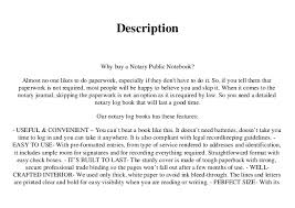 Notary Public Template Notary Public Logbook Notarized Paper Notary Public Forms Notary L