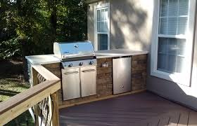 images deck outdoor kitchen deck builder in macon amp warner robins thumbnail