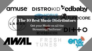Ditto Music Chart Registration The 10 Best Music Distributors Get Your Music Everywhere