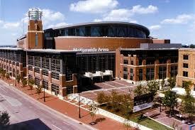 Nationwide Arena Home Of Nhl Columbus Ohio Blue Jackets