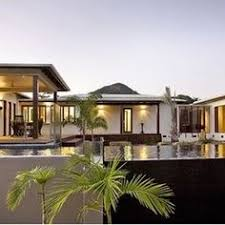 Asian style home design