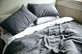 ikea linen duvet best cover king trend for covers with grey quilt au ikea linen duvet
