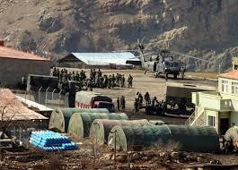 Zaho bölgesi sindi aşiretinin kontrolündedir. Kuzey Irak A Hava Harekati
