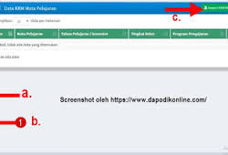 Here are the coinciding secular dates for the upcoming years: Dapodikonline Com Panduan Aplikasi Pendidikan Untuk Guru Operator Sekolah Dan Tenaga Kependidikan