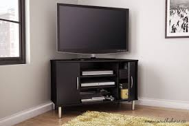 corner media center. Contemporary Center Corner Entertainment Stand TV Center Wood Media Storage Shelves Cabinet  Console With B