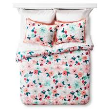 Floral Printed Comforter Set - Xhilarationâ?¢ : Target & Floral Printed Comforter Set - Xhilarationâ?¢ Adamdwight.com