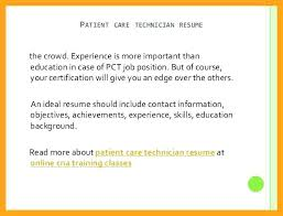 Patient Care Technician Sample Resume Unique Patient Care Technician Resume Luxury Clinical Technician Resume