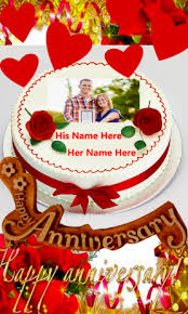 Name Photo On Anniversary Cake Frames Filters 12 Download Apk For
