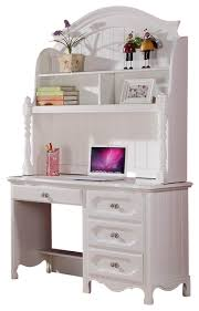 white desk with hutch. Hutch With Drawers Charming White Desk And Homelegance Hayley