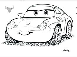 Lightning Mcqueen Coloring Page Lightning Coloring Page Free