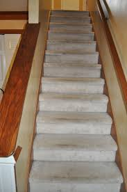 Carpet To Hardwood Stairs Carpet On Stairs Slippery Living Etc Goodbye Worn Out Pretty