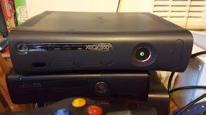 Xbox 360 Bottom Left Red Light Retrobox Diary December 2018