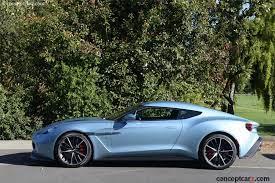 2018 Aston Martin Vanquish Zagato News And Information Com
