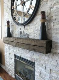 how to reface a brick fireplace with stone veneer fireplace
