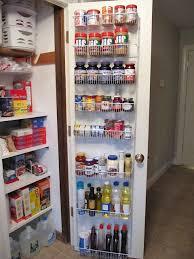 i also added a door rack