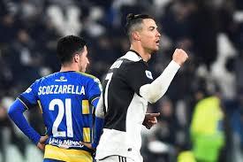 Cristiano Ronaldo double against Parma fires Juventus four ...
