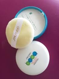 shiseido cated baby powder