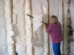 unique types of insulation for walls about my spray foam