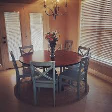 what size rug under 60 inch round table for home decorating ideas new 53 best decorating